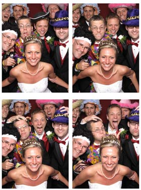 cleveland photo booth