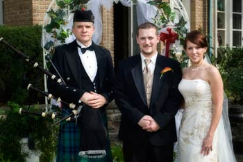 Bagpiper In Cleveland For Weddings And Events