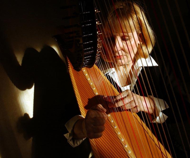 Karen Westgate – Harp