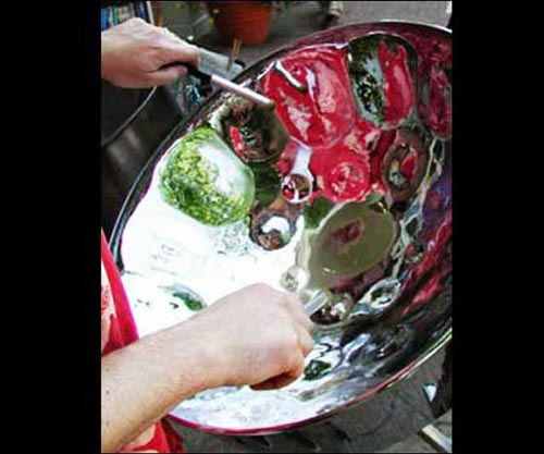 Panorama Steel Drums