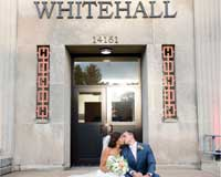 Whitehall wedding venue