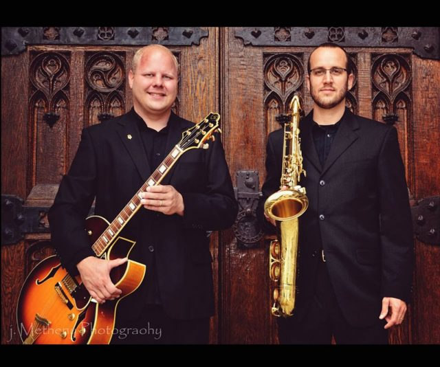 cleveland guitar sax duo