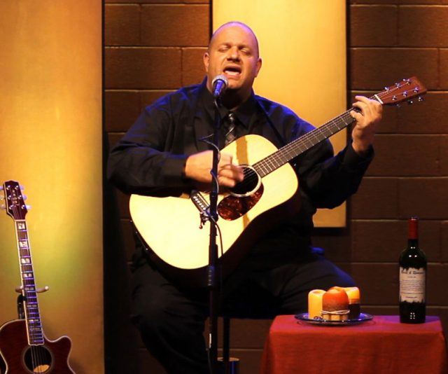 Sam Romano – Guitar & Vocals