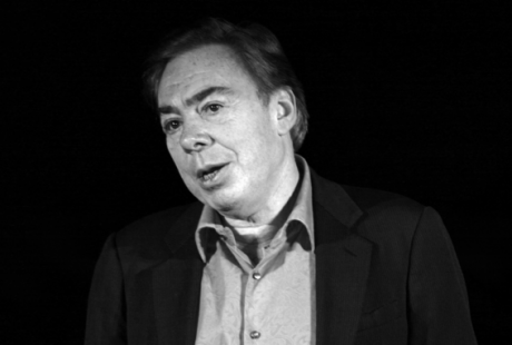 A picture of Andrew Lloyd Webber