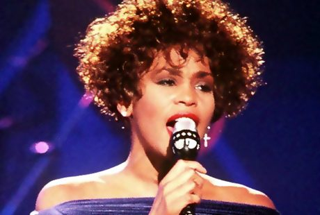 A picture of Whitney Houston