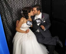 wedding photo booth cleveland ohio