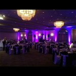 uplighting for events in cleveland