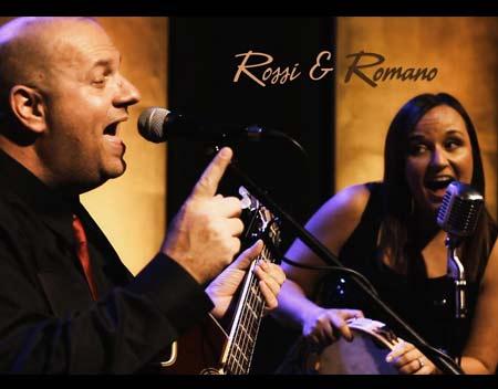 Rossi & Romano cleveland duo