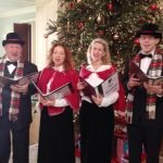 christmas carolers cleveland