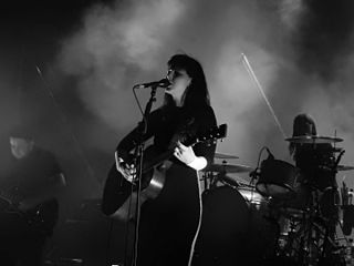 A black and white picture of the and Of Monsters and Men