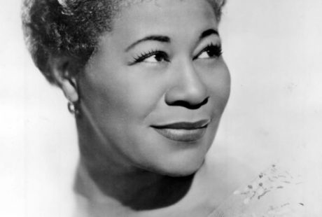 A picture of Ella Fitzgerald