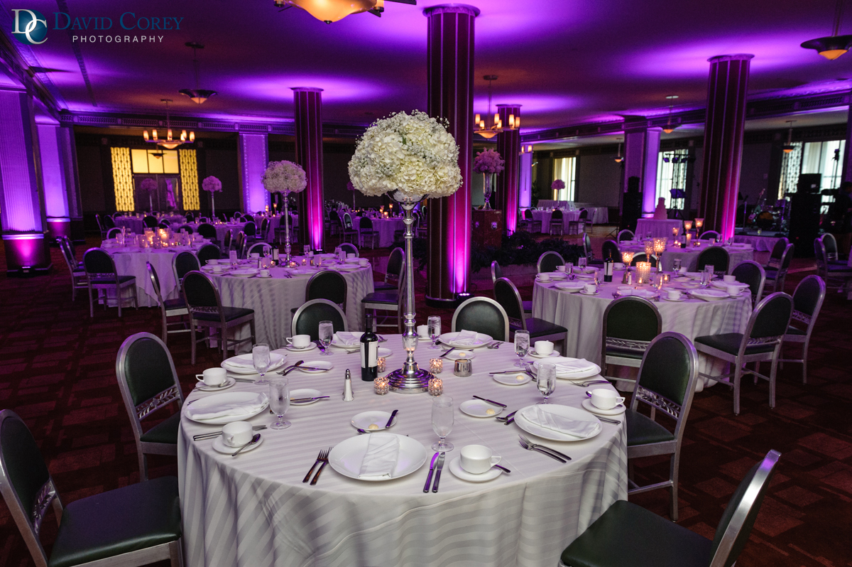 Uplighting Bridal Shows