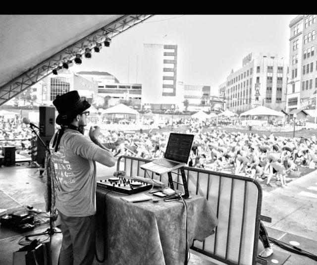 Cleveland Club DJ Naeno