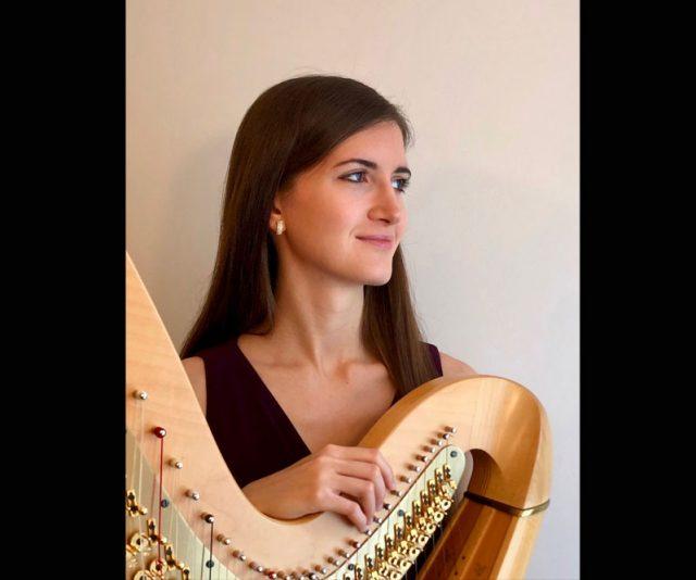 Liliana Garlisi – Harp