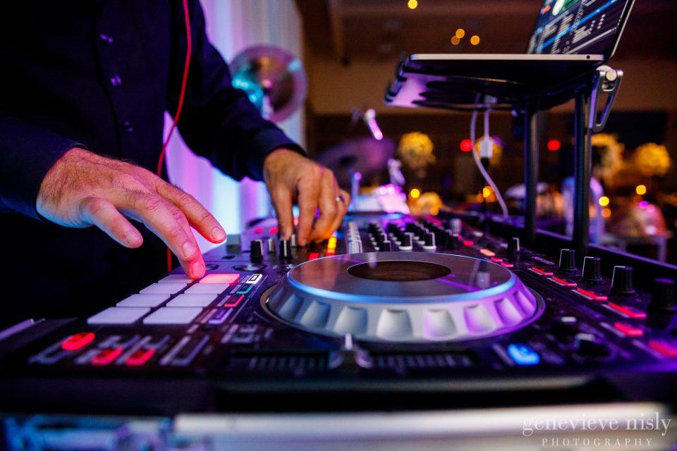 DJ Scott Jones Micro-Wedding
