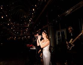 Performing Bride